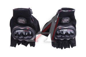 Перчатки мото MCS-04 черные XXL MCS-04 XXL