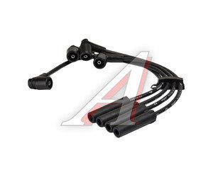 Провод высоковольтный ВАЗ-2105-07 инжектор комплект силикон CARGEN 21073-3707080, 21214-3707080-30