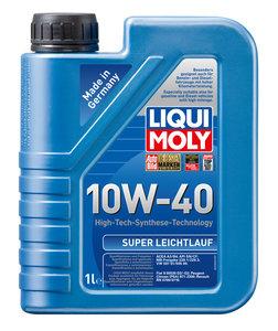 Масло моторное SUPER LEICHTLAUF п/синт.1л LIQUI MOLY LM SAE10W40 1928, 84168