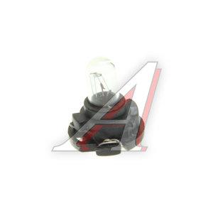 Лампа 12V T4.7 1.4W с патроном подсветка панели приборов А12-T4.7-1.4W, A12-T4.7-1.4W