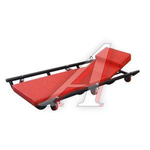 Тележка подкатная для ремонта автомобиля 1030х440х120мм BIG RED TR6452