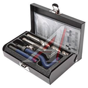 Набор инструментов для восстановления резьбы (вставки М12х1.5, L=16.3мм, 10шт.) 14 предметов JTC JTC-4786