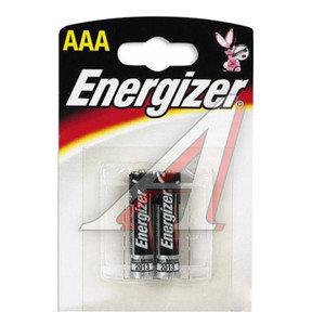 Батарейка AAA LR03 1.5V блистер (2шт.) Alkaline ENERGIZER EN-LR03бл