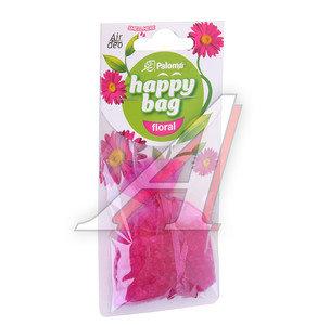 Ароматизатор подвесной гранулы (цветочный аромат) мешочек Happy Bag PALOMA Happy Bag 210902 Цветочный аромат, 210902