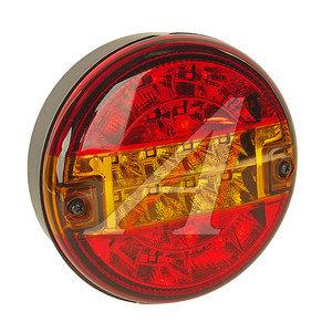Фонарь задний универсальный левый/правый (24V, с указателем поворота, под кабель) АВТОТОРГ 720104, 7442.3716