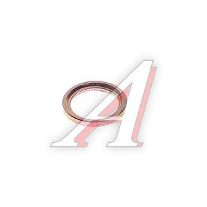 Кольцо упорное с фаской под резинку (металлическое М16) PE 07624200A, 8930301704/937116/420034/97800165, A0004290927/1935171/84965010009/0260900