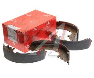 Колодки тормозные MAZDA MPV (99-06) задние барабанные (4шт.) TRW GS8435, LB40-44-39Z