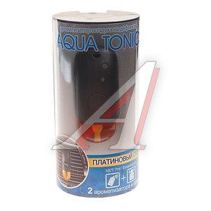 Ароматизатор на дефлектор жидкостный (платиновый сквош) Aqua tonic FKVJP ATV-121
