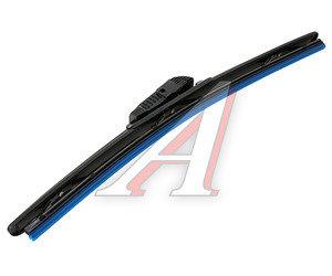 Щетка стеклоочистителя 350мм беcкаркасная (универсальный адаптер) Premium All Seasons MEGAPOWER M-76014