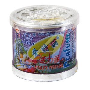 Ароматизатор на панель приборов гелевый (зелень) 165мл Vitality Perfume AITELI ATL-795