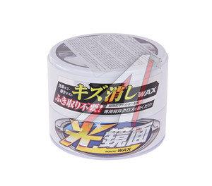 Полироль кузова для удаления мелких царапин Scratch Clear для светлых покрытий 200г SOFT99 SOFT99 00418, 418