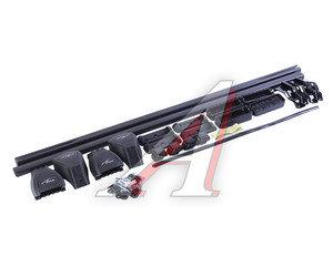 """Багажник CHEVROLET Cobalt 2 седан (11-) прямоугольный, сталь комплект L=1200мм """"LUX"""" 695217 МУРАВЕЙ, 695217"""