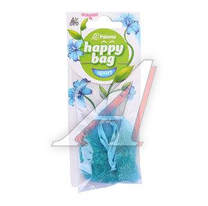Ароматизатор подвесной гранулы (спорт) мешочек Happy Bag PALOMA Happy Bag 210905 Спорт, 210905