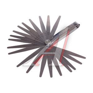 Набор щупов 0.05-1.0мм для установки зазора 20шт. ROCK FORCE RF-618