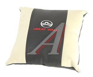 Подушка автомобильная GREAT WALL экокожа PINGO М072, P-М072