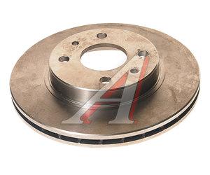 Диск тормозной ВАЗ-2110 вентилируемый 1шт. ASP 2110-3501070, 260207