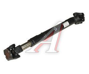 Вал карданный КАМАЗ переднего моста (4 отверстия) L=1107мм YHT 5350-2203011-10