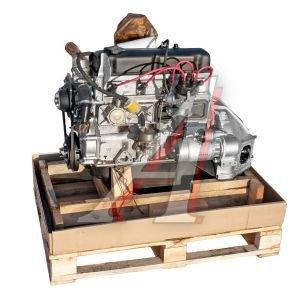 Двигатель УМЗ-421800 (АИ-92 89 л.с.) для авт.УАЗ с рычажным сцеплением № 4218.1000402-10