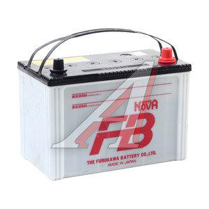 Аккумулятор SUPER NOVA 80А/ч обратная полярность 6СТ80 95D31L, 81297