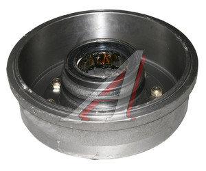 Ступица УРАЛ-375,4320,5557 с барабаном в сборе (2 подшипника 2007124) (ОАО АЗ УРАЛ) 4320-3103002-11