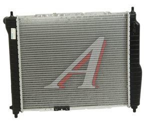 Радиатор CHEVROLET Aveo (05-) (1.2/1.4) (АКПП) (без кондиционера) LUZAR LRcCHAv05224