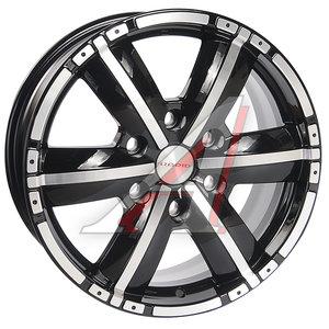 Диск колесный литой MITSUBISHI L200,Pajero Sport R17 Окинава КС-635 АЧ K&K 6х139,7 ЕТ38 D-67,1