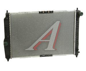 Радиатор CHEVROLET Aveo (05-) (1.2/1.4) LUZAR LRCCHAV05125, 61645, 96816483