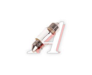 Лампа 12V C10W SV8.5-8 31мм двухцокольная OSRAM 6438, O-6438, АС12-10