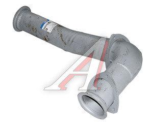 Колено КАМАЗ-54115 трубы приемной глушителя (ОАО КАМАЗ) 53212-1203017-90