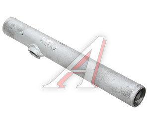 Труба ГАЗ-3110 радиатора подводящая (32см, под датчик) металлическая СОД 31029-1303020-60