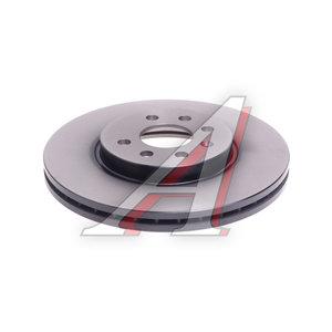 Диск тормозной OPEL Astra H,Meriva передний (1шт.) TRW DF4426, 569006/569007/93175376/93181113