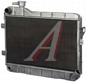 Радиатор ВАЗ-2106 медный 2-х рядный ОР 2106-1301010, 2103-1301.012-60, 2103-1301010
