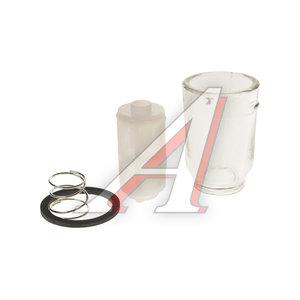 Ремкомплект фильтра топливного MERCEDES MK,SK грубой очистки (стакан,фильтр,пружина,резинка) FEBI 08754, 2447010017/800035/9171301070
