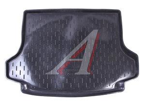 Коврик багажника KIA Sportage 3 (10-) пластик ТП KAZ_ksp3