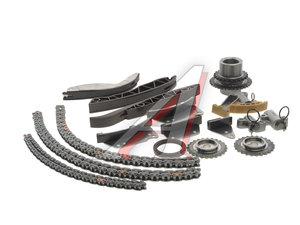 Комплект цепи ГРМ HYUNDAI Porter 2 KIA Sorento (2.5 CRDI) (дв.D4CB) полный LYNX TK0021, 24370-4A030