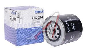 Фильтр масляный VW T4 (90-03) AUDI 100 (83-94) MAHLE OC214, 069115561A