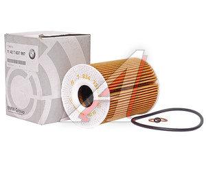 Фильтр масляный BMW 1 (E82) (3.0),3 (E90,E92,E93) OE 11427837997, OX254D3