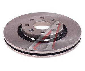 Диск тормозной CHEVROLET Aveo (03-) передний (256мм) (1шт.) VALEO PHC R3016, 96471275
