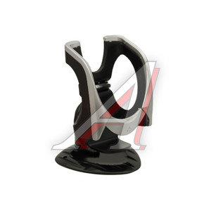 Держатель телефона Silver/Black с двумя вариантами крепежа FK SPORTS TL-180...186, TL-180