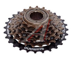 Трещотка велосипедная 6 скоростей 14-28T MF-TZ20, EMFTZ206428T