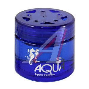 Ароматизатор на панель приборов гелевый (морская прохлада) 60мл Aqua Splash FKVJP ASL-71