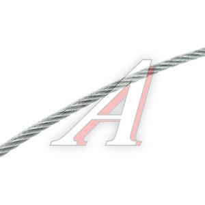 Трос d=4мм металлический 1м DIN3055
