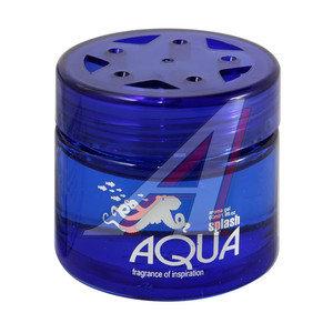 Ароматизатор на панель приборов гелевый (чистый сквош) 60мл Aqua Splash FKVJP ASL-61
