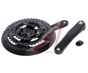 Система велосипедная 170мм 48/38/28Т защита черный SHIMANO EFCM171C888C3
