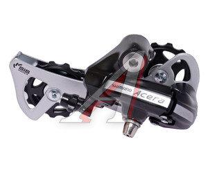 Переключатель велосипедный задний 7/8 скоростей болт серебро SHIMANO RD-M360-S SGS, 370043