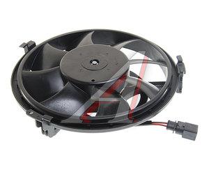 Вентилятор FORD Fiesta,Fusion (01-) охлаждения двигателя AVA AI7516, 4Z7959455