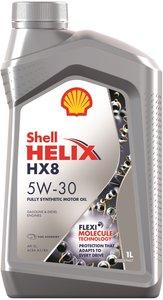 Масло моторное HELIX HX-8 синт.1л SHELL SHELL SAE5W30