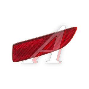 Катафот TOYOTA Corolla седан (11-) бампера заднего левый TYC 17-5296-00-9A, 312-2903L-UQ, 81920-02030