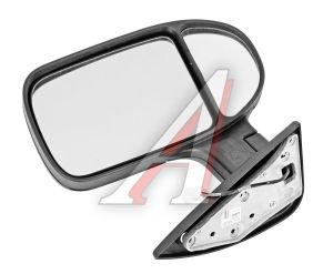 Зеркало боковое ГАЗ-3302 Бизнес правое обогрев с повторителем поворота Черное Матовое Н.НОВГОРОД
