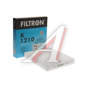 Фильтр воздушный салона TOYOTA Rav 4,Corolla,Yaris,Auris FILTRON K1210, LA395, 87139-02020/87139-30040/87139-02090